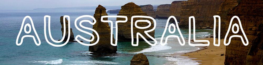 destinations australia