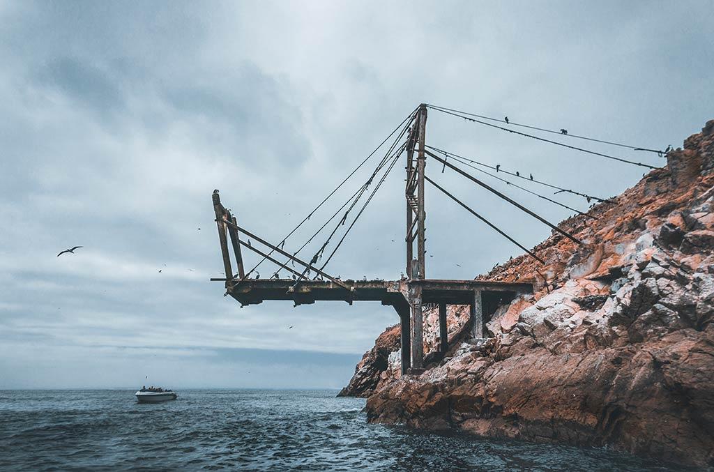 what to see in Islas Ballestas Peru