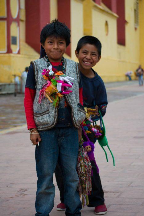 Street Sellers of San Cristobal