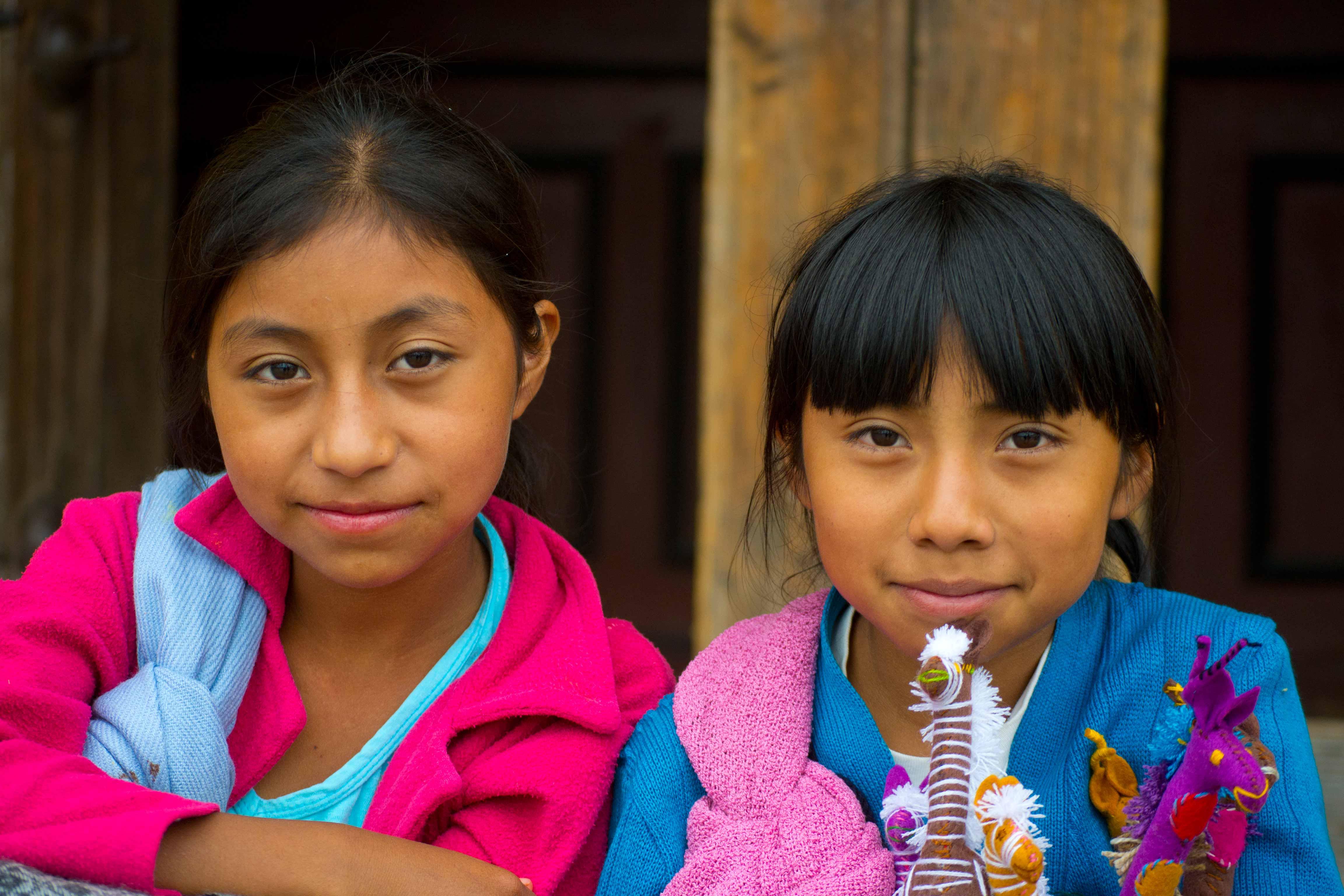 San Cristobal street sellers
