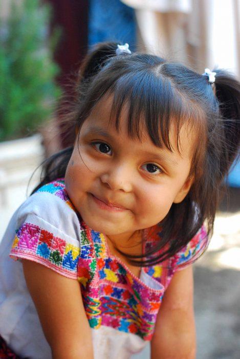 Friday Faces: Maricela of San Pedro La Laguna