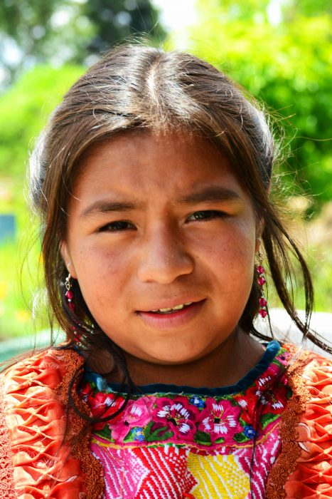 Friday Faces: Emilia from Xela, Guatemala