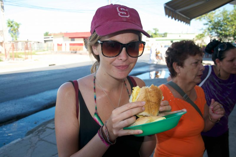 best Cuban street food