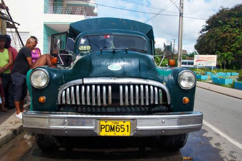 budget backpacking in Cuba