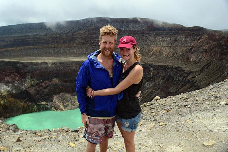 volcano santa ana el salvador hike