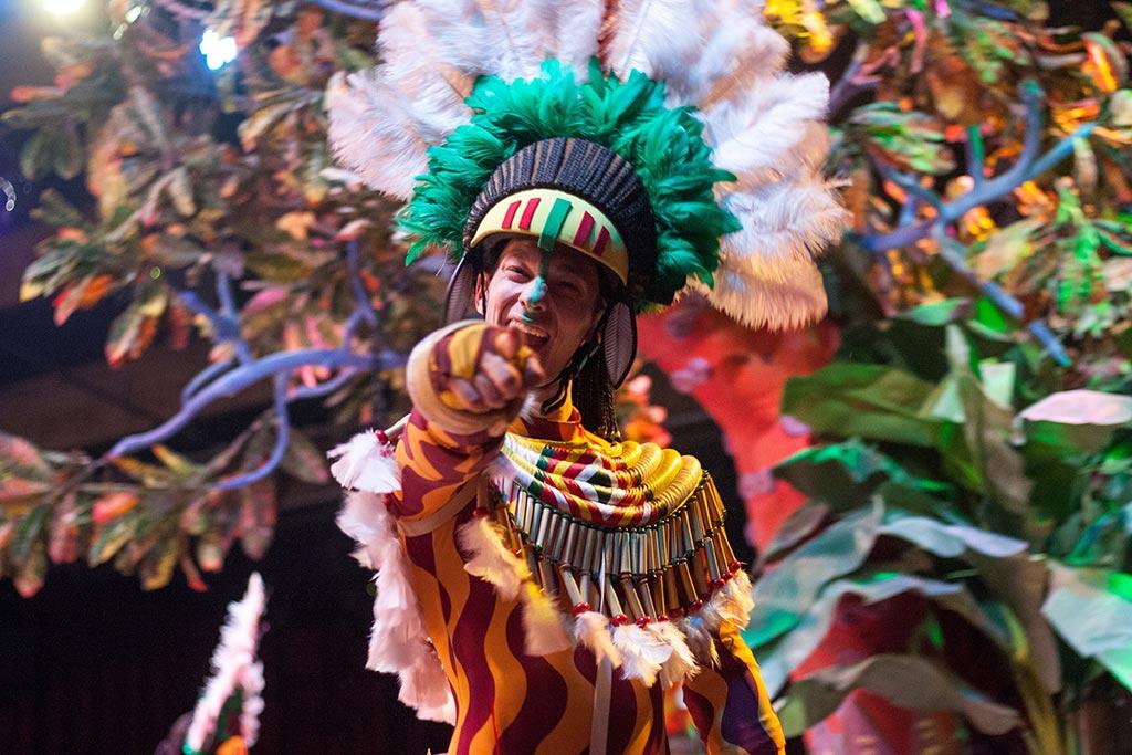 Rio Carnival budget travel