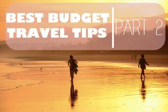 best budget travel tips