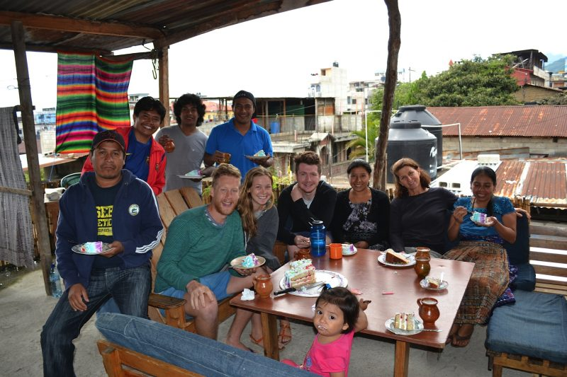 Spanish school homestay in Guatemala