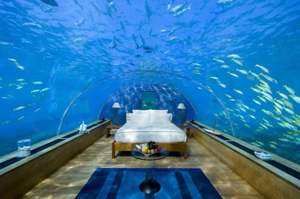 most incredible places to sleep