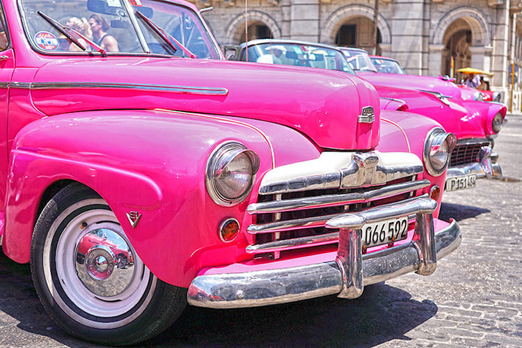 cuba travel itinerary three weeks