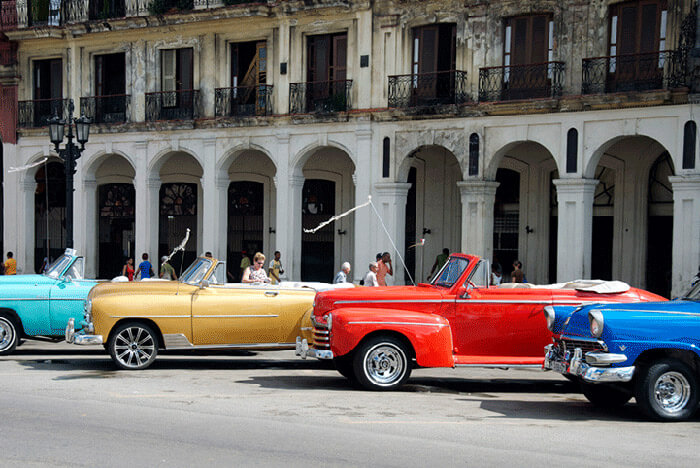 one week in cuba for travel