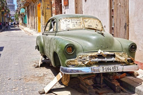 three weeks in cuba itinerary
