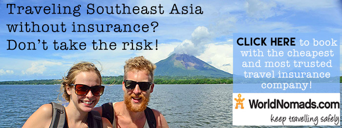 World Nomads Insurance Southeast Asia
