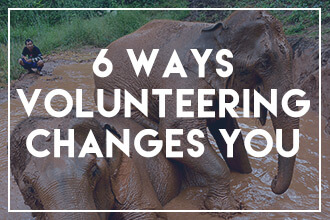 how to be a volunteer overseas abroad