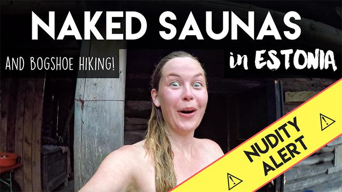 naked saunas in estonia