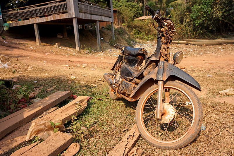 first impressions of Cambodia