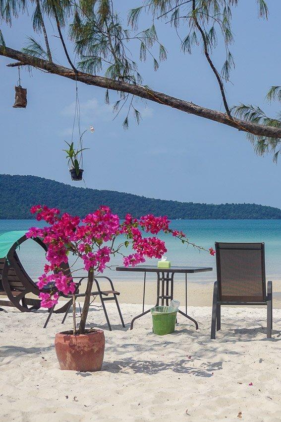 Koh Rong Samloem resort