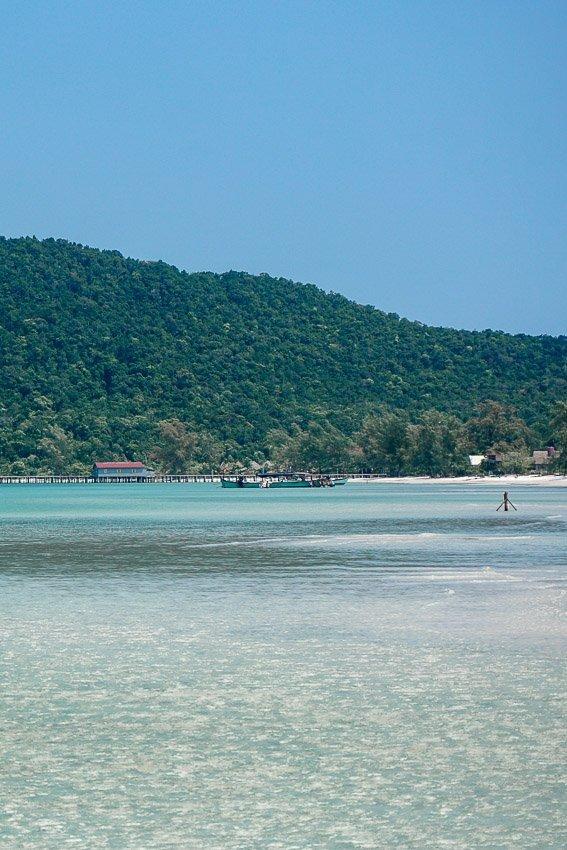 how to get to Koh Rong Samloem island