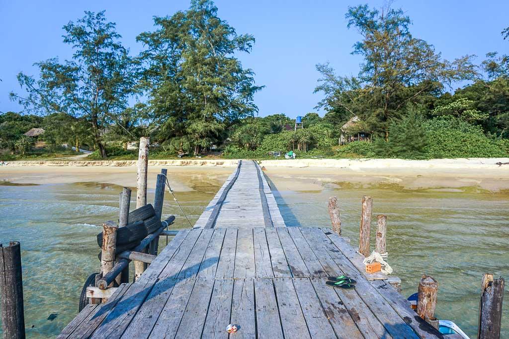 Koh Rong Sanloem Island