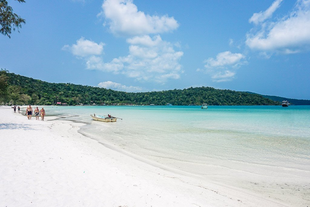 where to stay Koh Rong Samloem accommodation