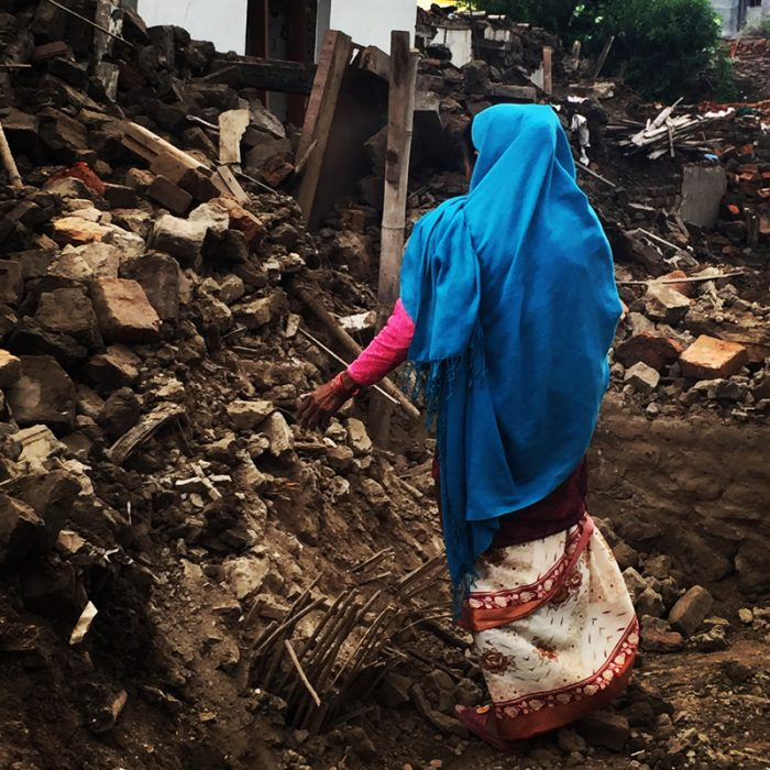 Nepal Earthquake Photo Series