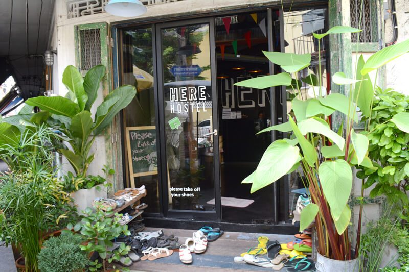 best-hostel-near-khao-san-road