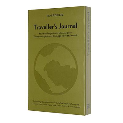 MoleSkin travel hardcover journal