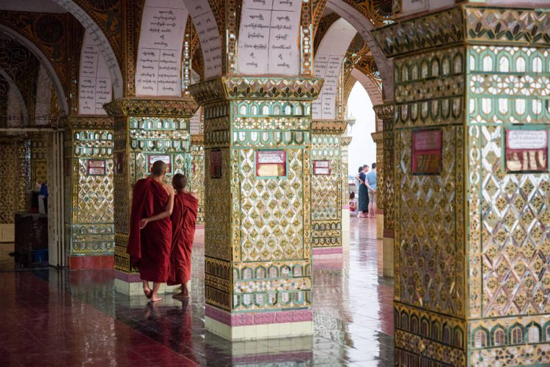 Mandalay Hill Myanmarl