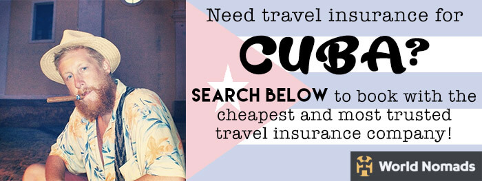 best travel insurance for cuba