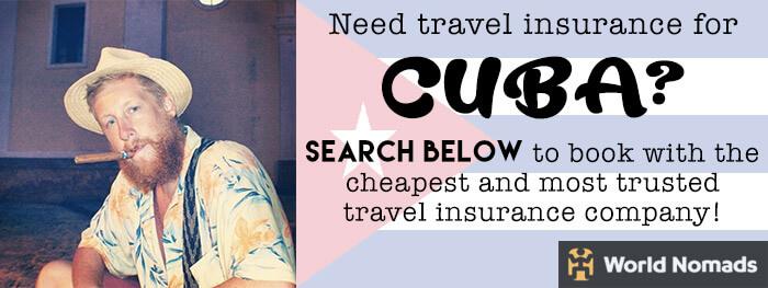 best travel insurance for cuba