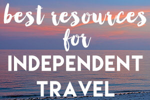 best travel resources for independent travel