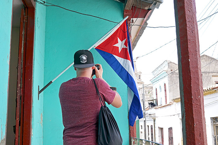 US citizen travel to Cuba