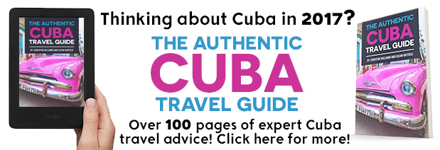buy the authentic cuba travel guide
