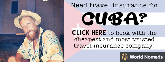 buy cuba travel insurance