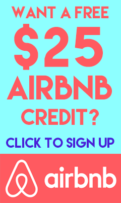 join airbnb for free 25 credit