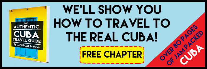 cuba authentic travel guide free