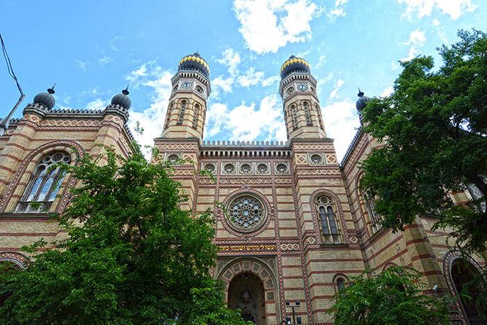 budapest jewish history tours