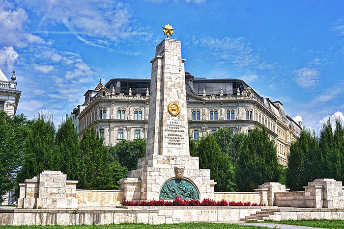 budapest historical sites