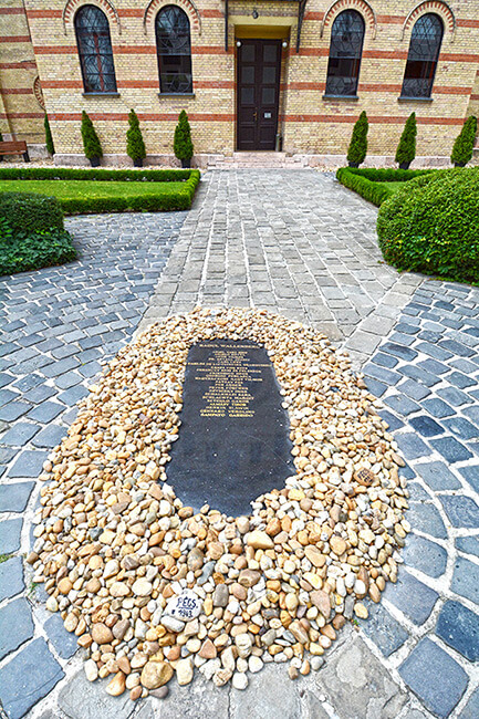 jewish memorial tours budapest
