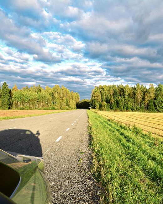 road trip estonia