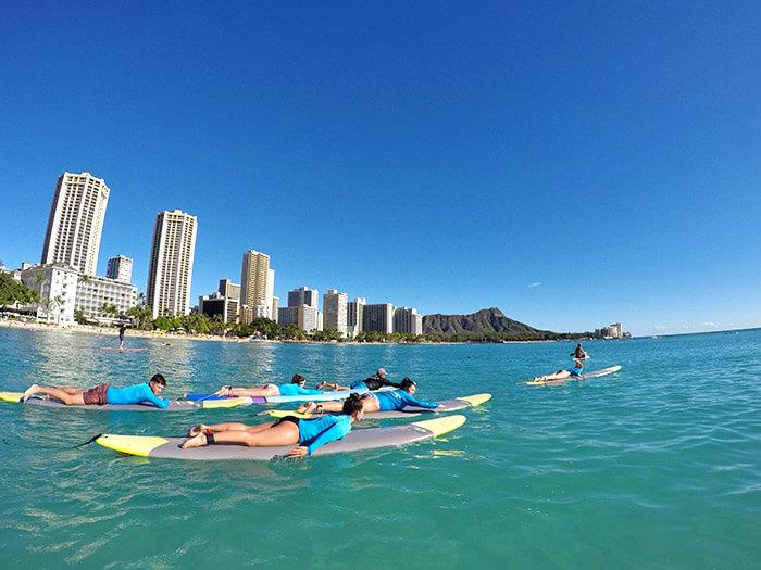 long layover in Honolulu Hawaii