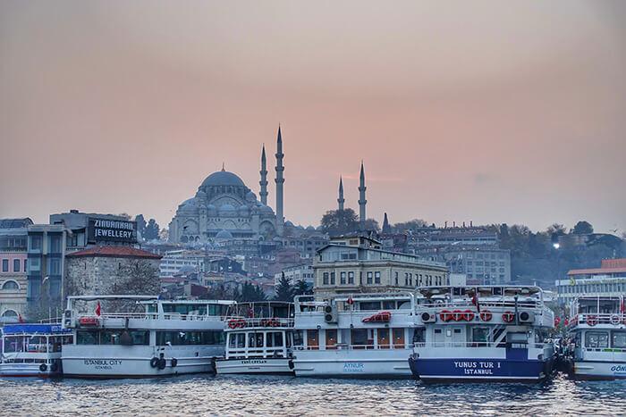 is turkey safe to travel