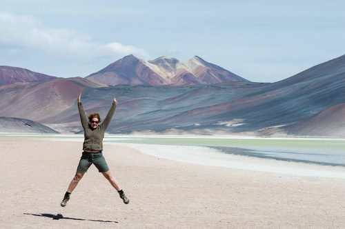 south america backpacking