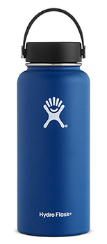 Hydro Flask reusable bottle sustainable