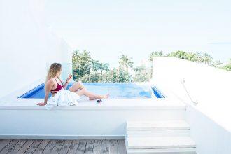 Marival Residences Luxury Residences pool