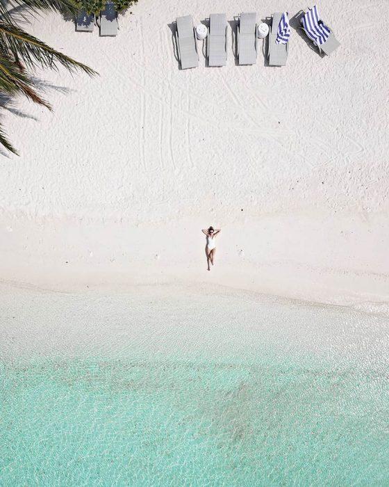 Maldives holidays resort