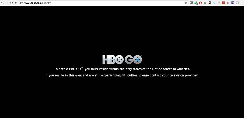 hbogo while overseas abroad vpn