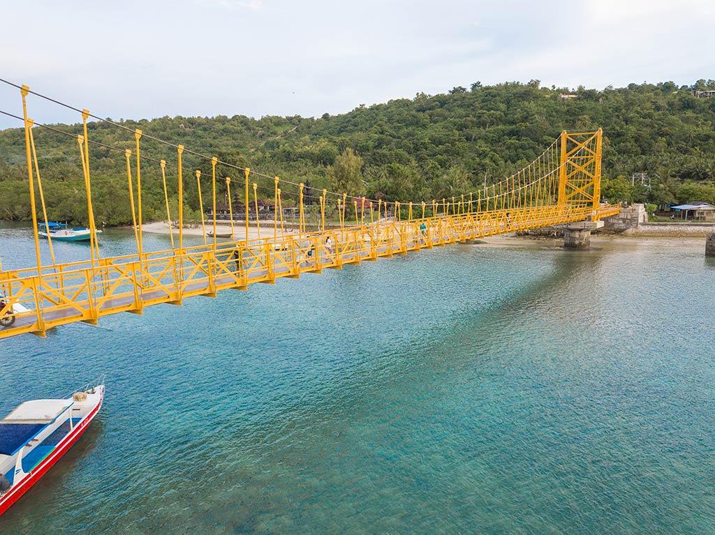 Nusa Lembongan from Bali