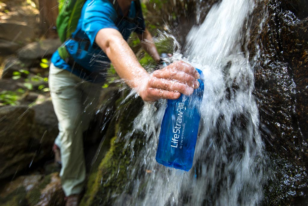 LifeStraw's Safe Water Fund