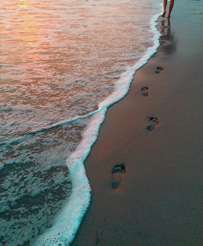 beach hikes Costa Rica